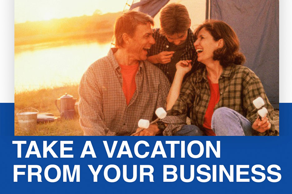 5 Reasons to Take a Vacation from Your Business